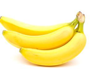 ビタミンB6、オリゴ糖が含まれるバナナ