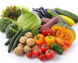 ビタミン、ミネラルが豊富な緑黄色野菜