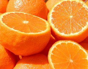 リモネンが含まれる天然オレンジ