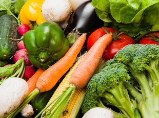 残留農薬検査、放射能検査なども実施された安心安全な野菜