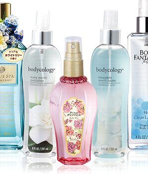 香り付きの化粧水