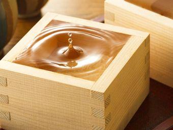 日本酒酵母から作られる日本酒