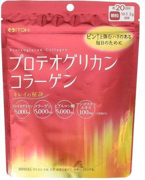 プロテオグリカン配合の美容サプリメント