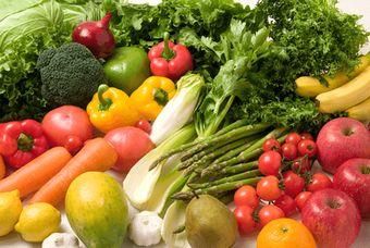 安心安全でおいしい野菜や果物