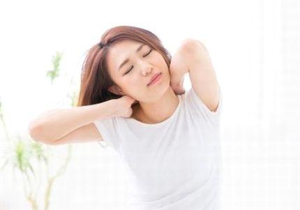 睡眠不足に悩む女性