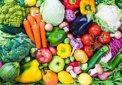 目の健康に効果的なビタミン豊富な野菜や果物