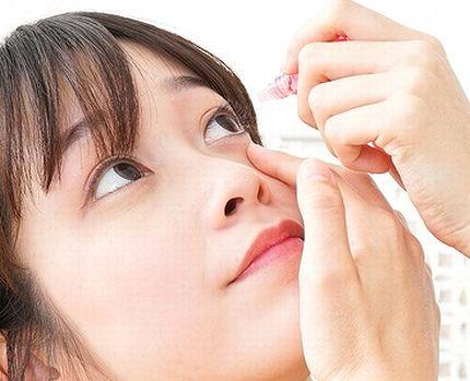 正しい目薬のさし方