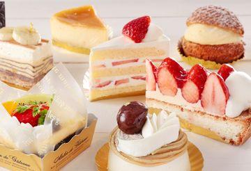 糖分の多いケーキやスイーツ
