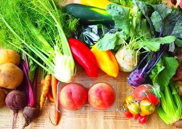 食物繊維豊富な野菜
