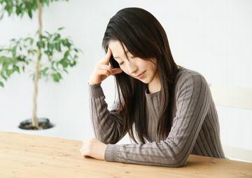 生活習慣病が心配な女性