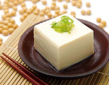 お豆腐と大豆