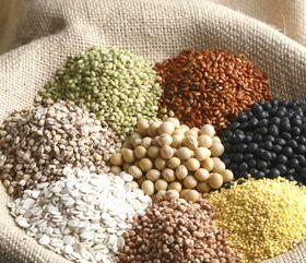 10種類の厳選された雑穀