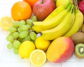 ビタミンが豊富なフルーツ