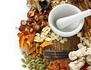 漢方薬の原材料