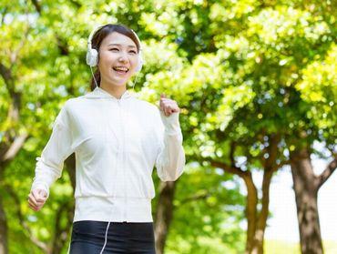 血圧やコレステロールが正常に保たれ、健やかな女性