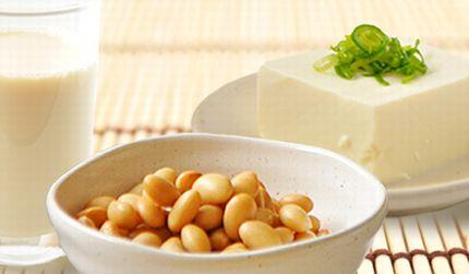 大豆イソフラボン豊富な大豆や大豆製品