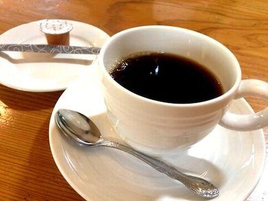 カフェインが含まれるコーヒー