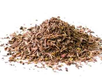 サラシアの茶葉