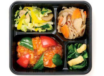 たんぱく調整食の一例