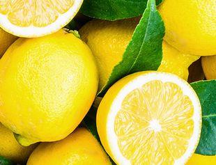 水溶性ビタミンC豊富なレモン
