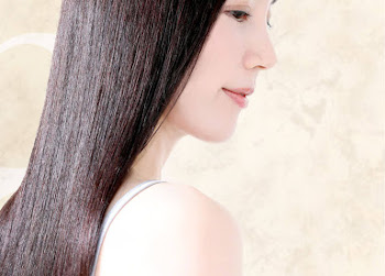 有機酸により毛髪サイクルが整えられ、ツヤのある美髪