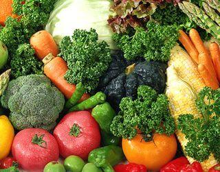 ビタミン、ミネラル豊富な緑黄色野菜