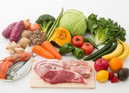 たんぱく質やビタミン、ミネラルが豊富な食材
