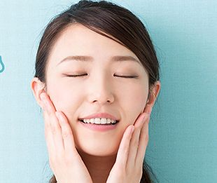 肌のターンオーバーやバリア機能が整えられた丈夫な素肌